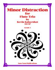 Cover of: Minor Distraction | Kevin Kaisershot