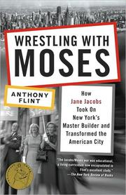 Cover of: Wrestling with Moses |