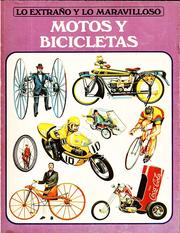 Cover of: Weird and Wonderful Motorcycles and Bicycles by Marshall Coombs