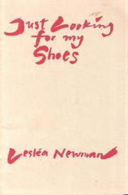 Cover of: Just looking for my shoes by Leslea Newman