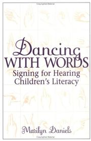 Cover of: Dancing with Words