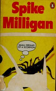 Cover of: Small dreams of a scorpion