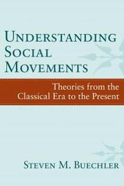 Cover of: Understanding Social Movements |