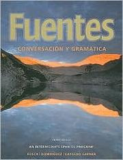 Cover of: Fuentes |