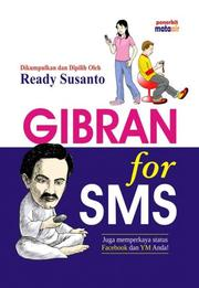 Cover of: Gibran for SMS by Ready Susanto