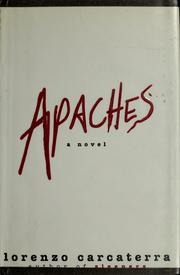 Cover of: Apaches