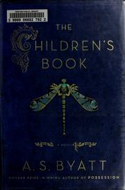 Cover of: The Children's Book: a novel