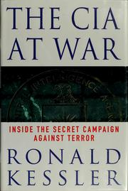 Cover of: The CIA at war