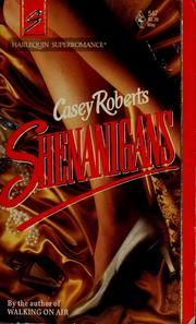 Cover of: Shenanigans