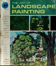 Cover of: The art of landscape painting