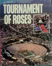 Cover of: Tournament of Roses