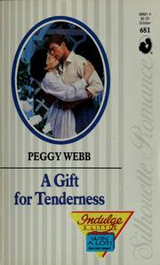 Cover of: A Gift for Tenderness