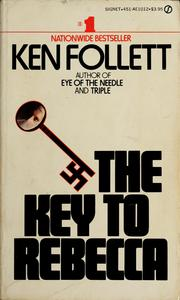 Cover of: The Key to Rebecca | Ken Follett