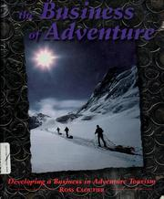 Cover of: The business of adventure