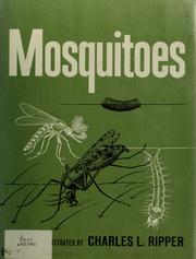 Cover of: Mosquitoes | Charles L. Ripper