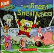 Cover of: The great snail race