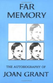 Cover of: Far Memory (Joan Grant Autobiography)