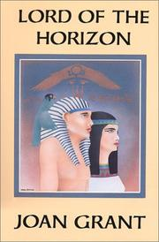 Cover of: Lord of the Horizon