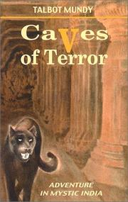 Cover of: Caves of Terror | Talbot Mundy
