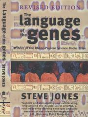 Cover of: The Language of the Genes