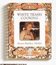 Cover of: White trash cooking