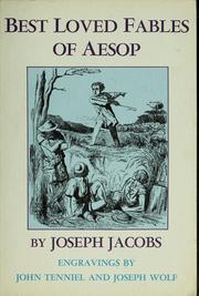 Cover of: Best Loved Fables of Aesop
