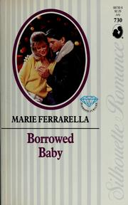Cover of: Borrowed baby | Marie Ferrarella