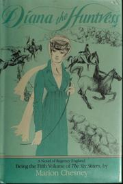 Cover of: Diana the huntress