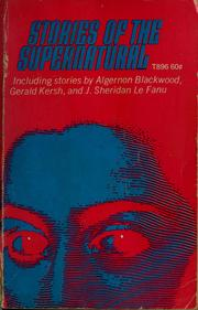 Cover of: Stories of the supernatural