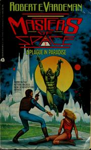 Cover of: A plague in paradise | Robert E. Vardeman