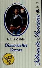 Cover of: Diamonds are forever