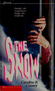 Cover of: The snow