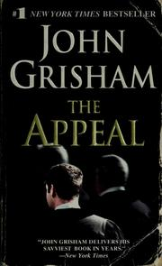 Cover of: The appeal