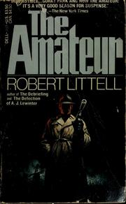 Cover of: The amateur