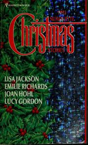 Cover of: 1993 Silhouette Christmas stories