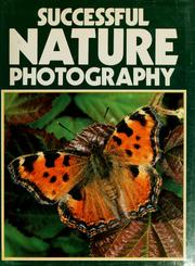 Cover of: Successful nature photography |