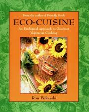 Cover of: Eco-cuisine