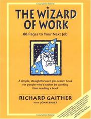 Cover of: The wizard of work | Richard Gaither