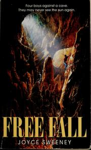 Cover of: Free fall | Joyce Sweeney