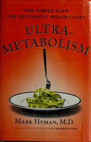 Cover of: UltraMetabolism