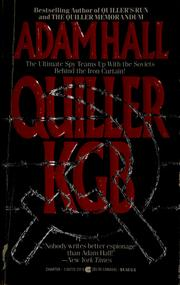 Cover of: Quiller KGB
