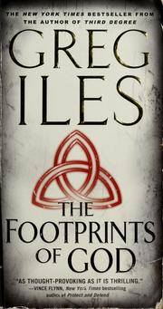 Cover of: The footprints of God | Greg Iles