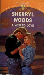Cover of: A vow to love