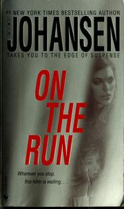Cover of: On the run | Iris Johansen