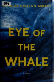 Cover of: Eye of the whale