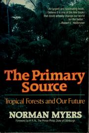 Cover of: The primary source