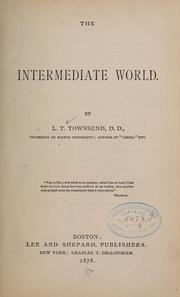 Cover of: The intermediate world