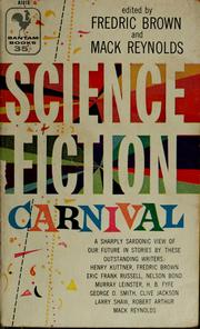 Cover of: Science-fiction carnival