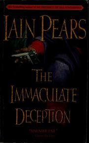 Cover of: The immaculate deception