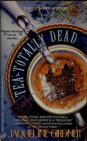 Cover of: Tea-totally dead